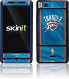 Skinit Oklahoma City Thunder Blue Jersey Vinyl Skin for Motorola Droid X2