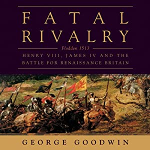 Fatal Rivalry Audiobook