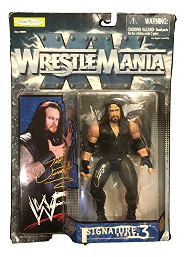 Wrestle Mania Signature Series 3 - The Undertaker - 1
