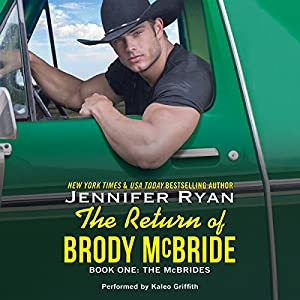 The Return of Brody McBride Audiobook