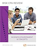 img - for Bisk CPA Review: Business Environment & Concepts - 44th Edition 2015 (Comprehensive CPA Exam Review Business Environment & Concepts) (CPA Review. ... Review. Business Environment and Concepts) book / textbook / text book