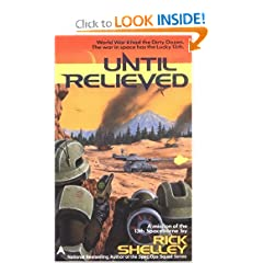 Until Relieved (13th Spaceborne, Book 1) by Rick Shelley