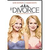 Le Divorce [DVD] [2003] [Region 1] [US Import] [NTSC]by Kate Hudson