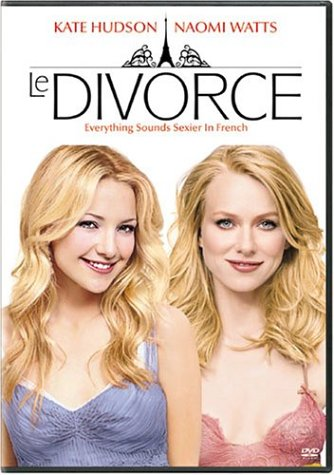 Cover art for  Le Divorce
