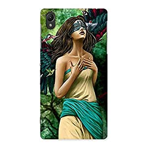 Premium True Angel Multicolor Back Case Cover for Sony Xperia Z2