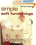 Simple Soft Furnishings: 50 Stylish S...