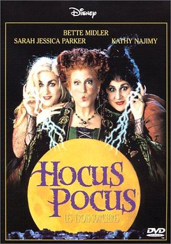 Hocus Pocus [Francia] [DVD]