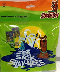 new in the pack scooby doo armbands holidays pool swimming swim boys