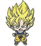 Dragon Ball Z Sd Ss Goku Patch