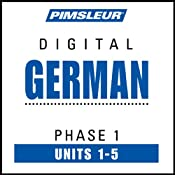 German Phase 1, Unit 01-05: Learn to Speak and Understand German with Pimsleur Language Programs | [Pimsleur]