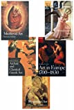 img - for Oxford History of Art Series - Fine Art Set: 5-volume set book / textbook / text book