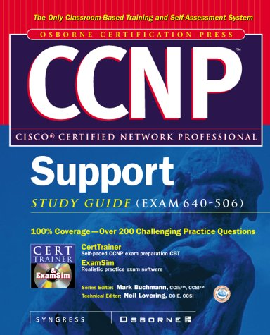 CCNP(TM) Support Study Guide (Exam 640-506)