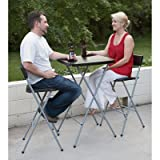 3-Pc. Pub Height Bistro Set - Whatll You Have, Mate?