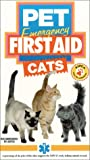 First Aid Pet Emergency Cats [VHS]