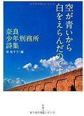 空が青いから白をえらんだのです ―奈良少年刑務所詩集―