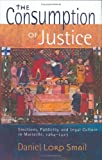 Image of The Consumption of Justice: Emotions, Publicity, and Legal Culture in Marseille, 1264-1423 (Conjunctions of Religion and Power in the Medieval Past)