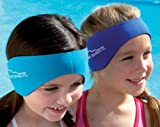 Small Blue EAR BAND-IT® Physician Developed Swimming Headband