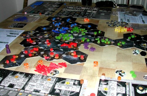 Eclipse Board Game Toys