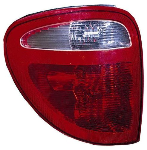 Depo 333-1940L-AS Chrysler/Dodge Driver Side Replacement Taillight Assembly (Dodge Chrysler compare prices)