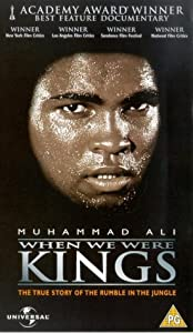 Muhammad Ali: When We Were Kings/Rumble In The Jungle... [VHS] [1997]: Muhammad Ali, George ...