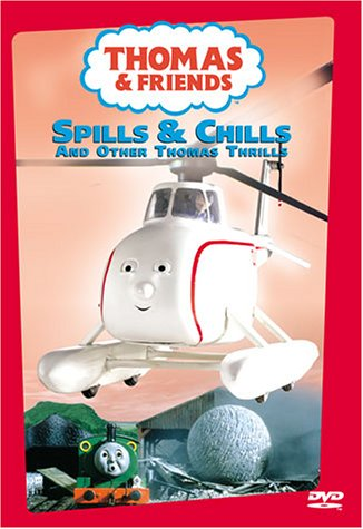 Thomas and Friends - Spills and Chills and Other Thomas Thrills
