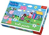 Trefl 2-in-1 Puzzle Peppa Pig