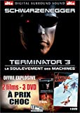 echange, troc Terminator 3 - Édition Collector 2 DVD / Vertical Limit - Bipack 3 DVD