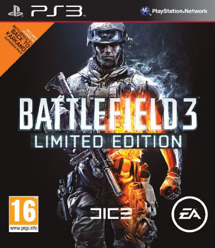 Battlefield 3 Limited Edition Game PS3 [UK-Import]