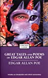 Edgar Allan Poe (Great Tales and Poems of Edgar Allan Poe) (0743467469) by Unkown