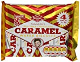 Tunnock's Real Milk Chocolate Caramel Wafer Biscuits 30 g (Pack of 11, 4 Pack Each)