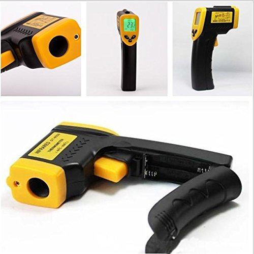 zlj/portable infrarouge thermomètres/électronique/numérique infrarouge Gun Thermomètre industriel/Température