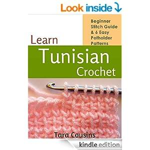 Crochet Tunisian Stitches Book