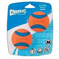 ChuckIt! Medium Ultra Balls 2.5-Inch,…