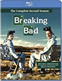 Breaking Bad: Complete Second Season [Blu-ray] [Region A] [US Import]