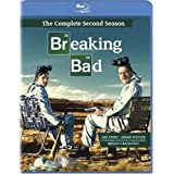 Breaking Bad: Complete Second Season [Blu-ray] [Region A] [US Import]by Bryan Cranston