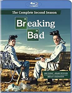 Breaking Bad: Complete Second Season [Alemania] [Blu-ray]