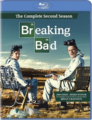 Série Breaking Bad – Saison 2 en Blu-ray