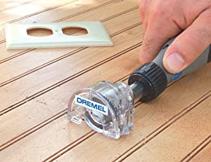 Dremel 670 Mini Saw Attachment (Color: Clear)