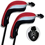 2 Pack Andux Golf Hybrid Club Head Co...