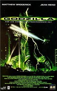 Godzilla [VHS]