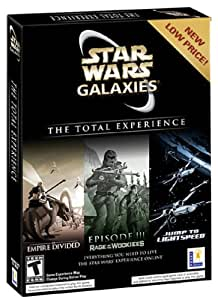 Star Wars Galaxies: The Total Experience - PC