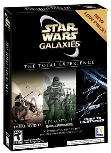 Star Wars Galaxies: The Total Experience (All-In-One)