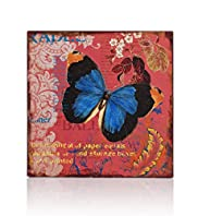 Butterfly Square Wall Art