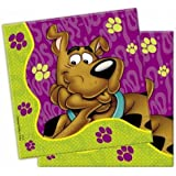 Scooby Doo Party Napkins, pack of 20