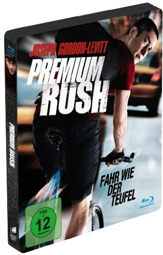 Premium Rush - Steelbook [Blu-ray]