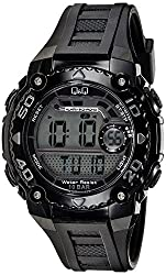 Regular Digital White Dial Mens Watch - M120J002Y