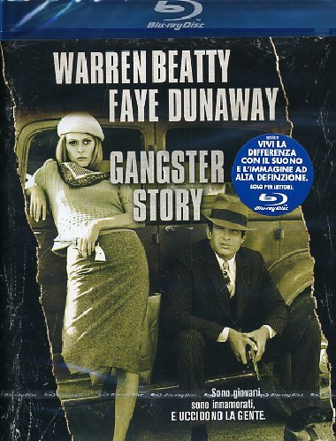 Gangster story (edizione speciale) [Blu-ray] [IT Import]