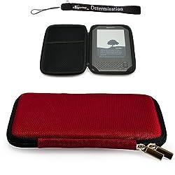 Ebigvalue Tablet Portfolio Case - Red
