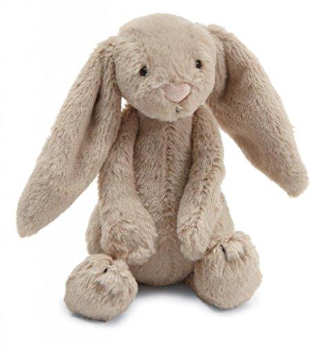 """Jellycat® Bashful Beige Bunny, Huge - 20"""" front-802973"""
