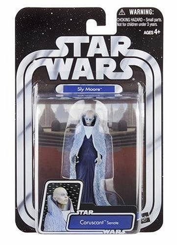 Star Wars Ep1 Sly Moore #3 Sly Moore 4-Inch Figure